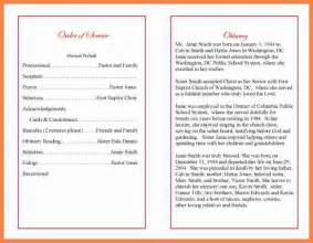 programs for memorial services sles 4 funeral program wording invoice exle 2017
