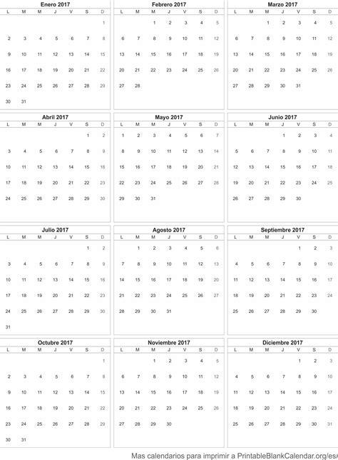 Imprimir Gratis Calendario 2017 2017 Calendario Para Imprimir Calendarios Para Imprimir