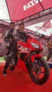 live report launching all new cbr150r lokal di tulungagung