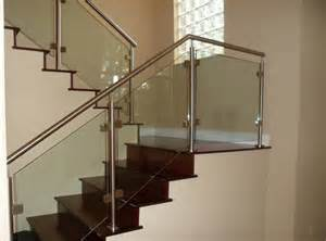 Glass Stair by Ideas Beautiful Glass Stair Railing Design Examples To