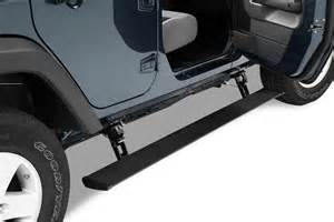 steps running boards by bestop for 2013 wrangler