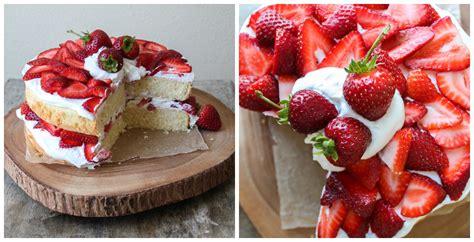 strawberry cake strawberry layer cake the epicurean
