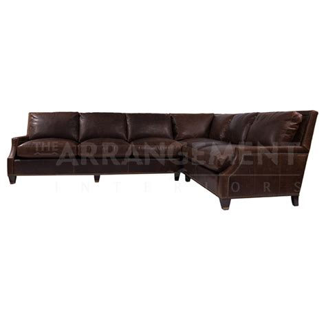 western sectional sofa western sectional sofa foxridge 4 seat western sectional