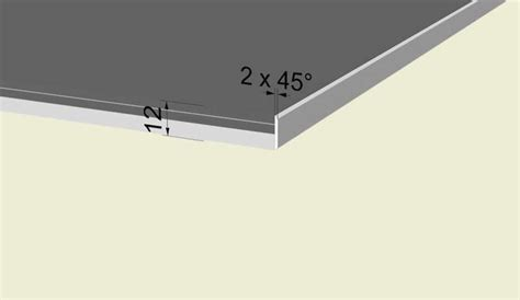 arbeitsplatte mit edelstahlkante porzellankeramik arbeitsplatten tische treppen berlin
