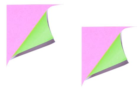 Paper Folding Shapes - paper folding number sense shape and space common