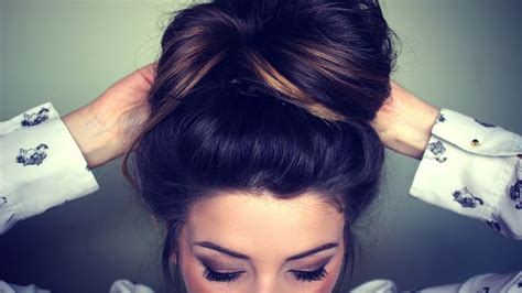 simple and versatile hair style it s sophisticated yet casual easy and versatile we re