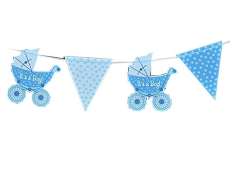 Baby Shower Banner by Blue Baby Shower Banner Boy Banners Decorations Foil
