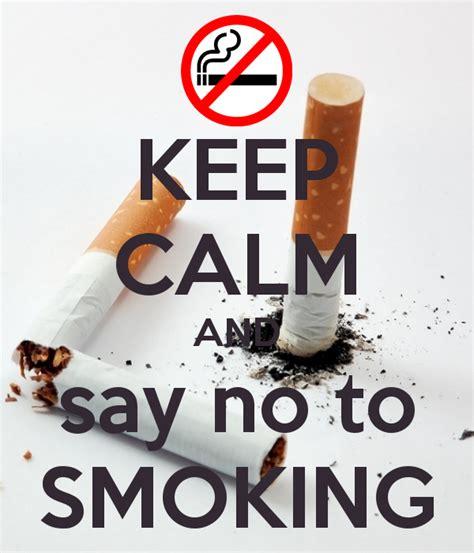 No Keep keep calm and say no to poster swnishad keep