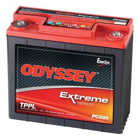 Motorrad Batterie Odyssey by Odyssey Batterie Pc680