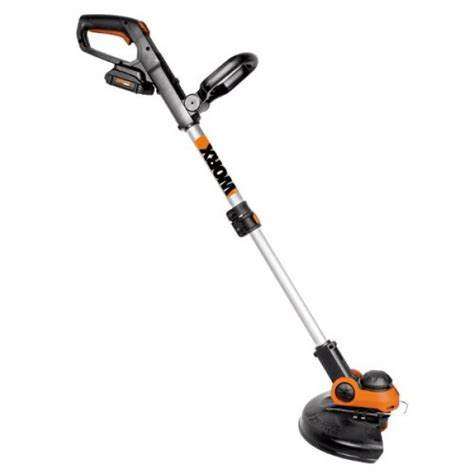 Cutterpede Edge Trimmer 9 by Worx Wg163 12 Quot Gt 3 0 20v Cordless Grass Trimmer Edger With