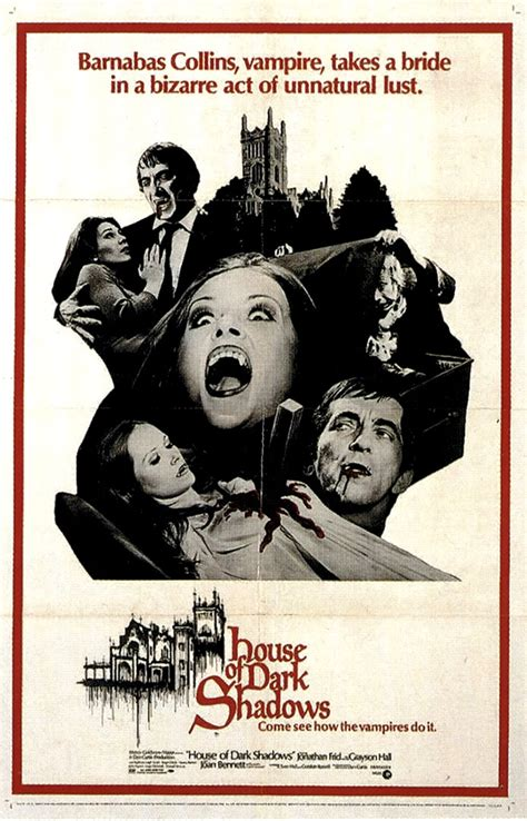 house of shadows movie house of dark shadows vire b movie posters
