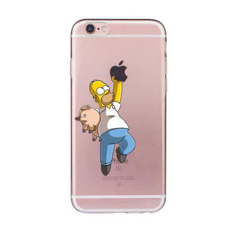 coque silicone iphone 7 homer cochon achat coque bumper pas cher avis et meilleur
