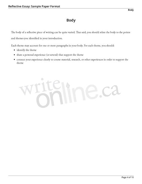 Reflective Essay About Writing Skills by Better Serving Through School Library Library