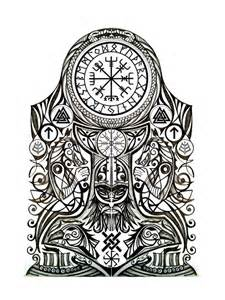 best 25 norse tattoo ideas on pinterest viking tattoos