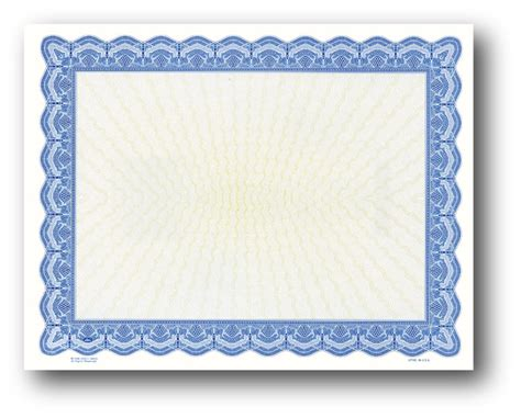 templates for certificate paper blank award certificate paper buy blank certificate paper