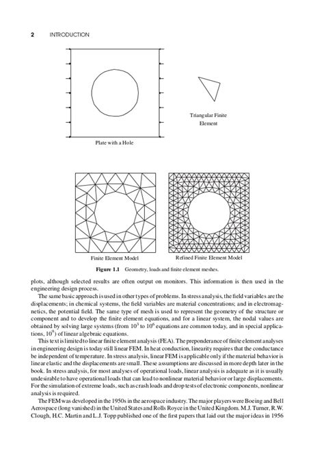 A Course In Finite Elements a course in finite elements