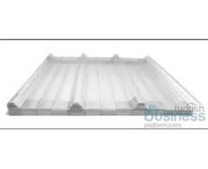 plasline uv polycarbonate corrugated roof panels pvc