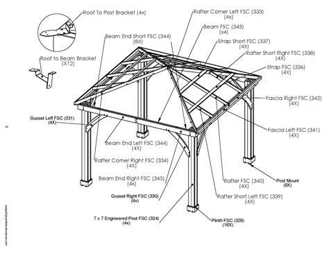 how to build a gazebo build your own gazebo roof gazebo ideas