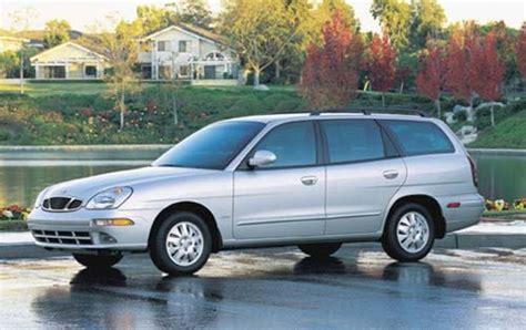 daewoo nubira wagon pricing  sale edmunds