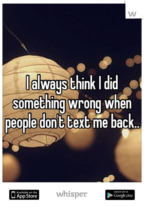 wrong  people dont