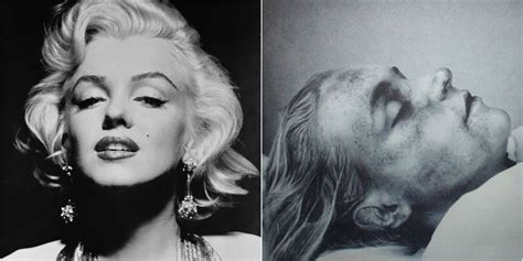 most famous dead actresses celebrities postmortem photos with all details