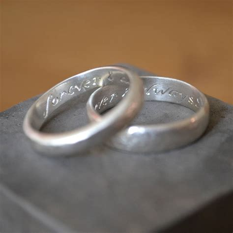 make your own silver ring 6 the makerspace