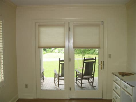 window covering ideas for sunrooms cordless honeycomb shades for atrium doors american
