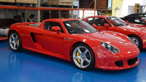 paul walker blue porsche porsche carrera gt red and black image 250
