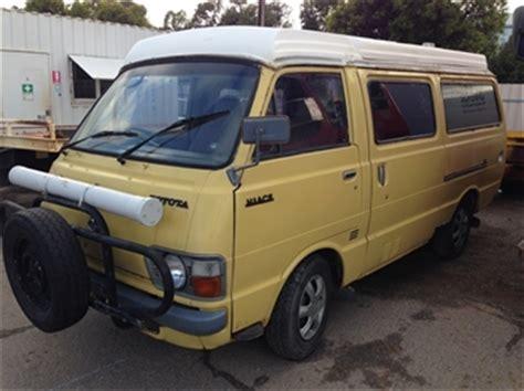 1977 Toyota Hiace Toyota Hiace Cer 1977 Park Sa Auction