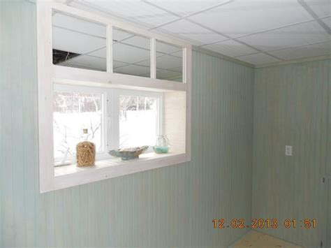 transom window mirror trick transom windows basement