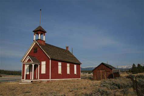 School House by Panoramio Photo Of School House In Leadville Colorado