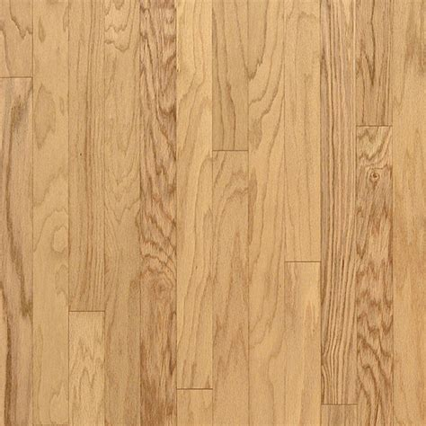 bruce town hall oak natural   thick    wide  random length engineered hardwood