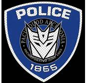 Police Logo Wallpaper HD Background
