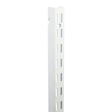 rubbermaid wall mounted shelves garage shelves racks