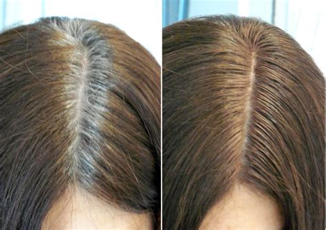 grey roots on highlighted hair how to hide gray hair