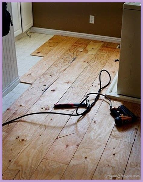 inexpensive flooring ideas 1homedesigns com