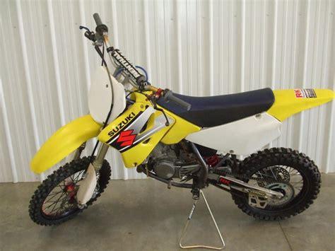 suzuki motocross bikes for sale 2007 suzuki rm85 dirt bike for sale on 2040 motos