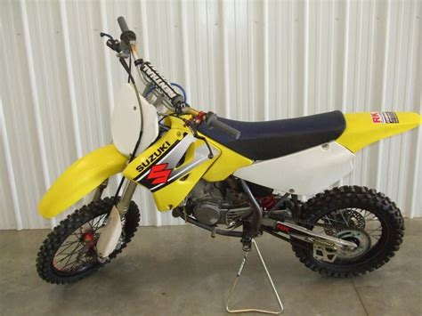 suzuki motocross bike 2007 suzuki rm85 dirt bike for sale on 2040 motos