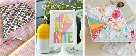 How To Make A Paper Bag Kite - let s go fly a kite 10 diy kite tutorials craft