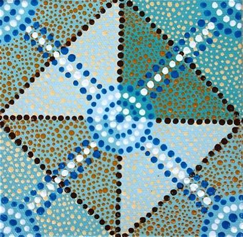 aboriginal dot templates for 19 best images about australia dot paintings on