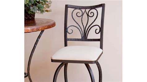 Wrought Iron Outdoor Bar Stools Used by Tag Archived Of Bar Stools Wrought Iron Leather Bar