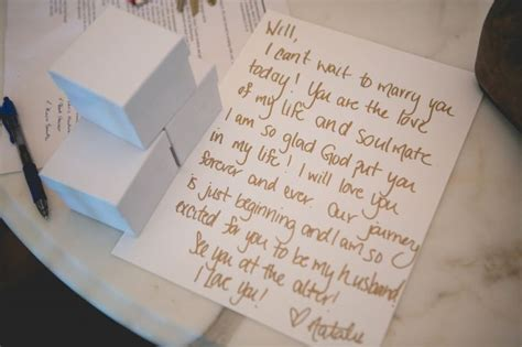 Letter To The From Groom a contemporary and luxurious city wedding onewed