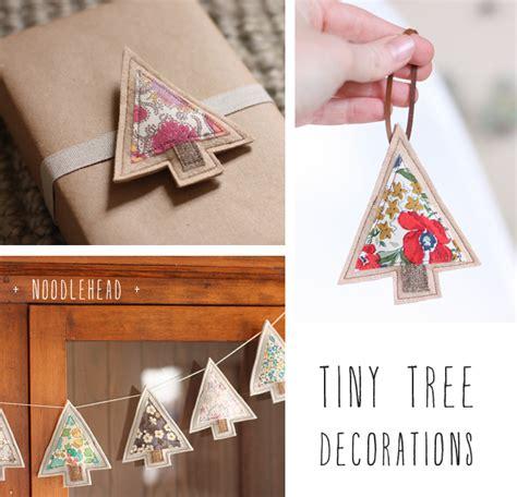 Liberty Decorations by Liberty Scrap Challenge Edition Diy Tiny Tree