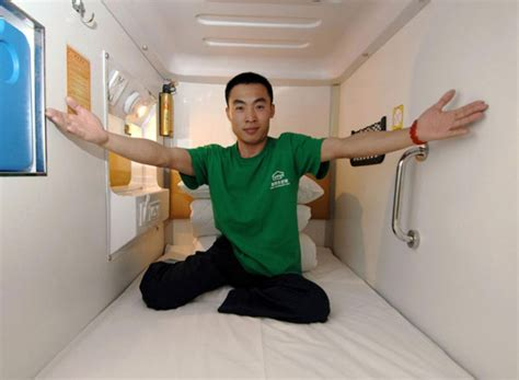 Samco 2 1meter xi an builds space capsule hotel china chinadaily cn