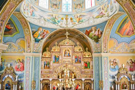 Delightful Find Catholic Churches #3: Depositphotos_6165188-stock-photo-the-interior-of-ukrainian-orthodox.jpg