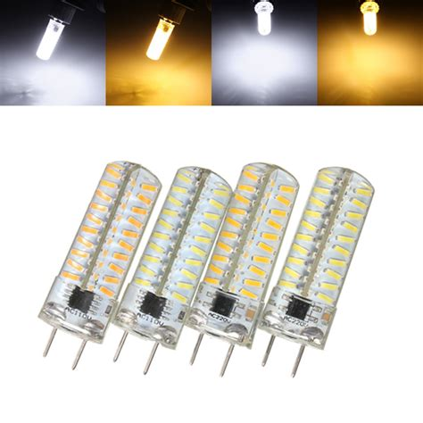 G8 Led Light Bulbs G8 Dimmable Led Bulb 5w Smd 4014 80 White Warm White