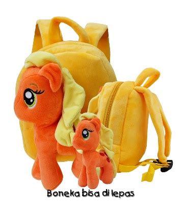 Ransel Boneka Pony 01 Tas Ransel Boneka Toko Bunda