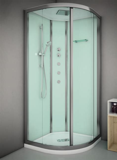 cabine doccia con sauna cabine doccia idromassaggio e sauna novabad