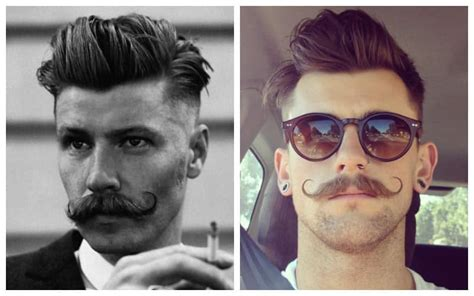 9 Best Moustache Styles You Should Try The Trend Spotter 9 Epic Styles