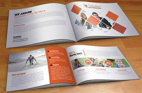 designs brochure sles 8 tips for best sales brochure design map systems